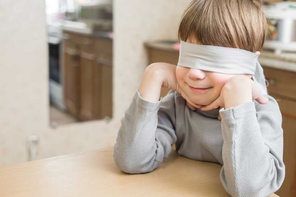 ad blockers how to get around them blindfolded child